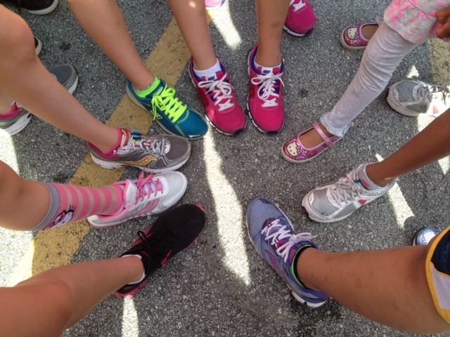 Girls on the Run Spring 2013