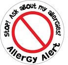 Allergy Alerts!