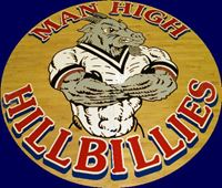 Man High School . . . Home of the Hillbillies