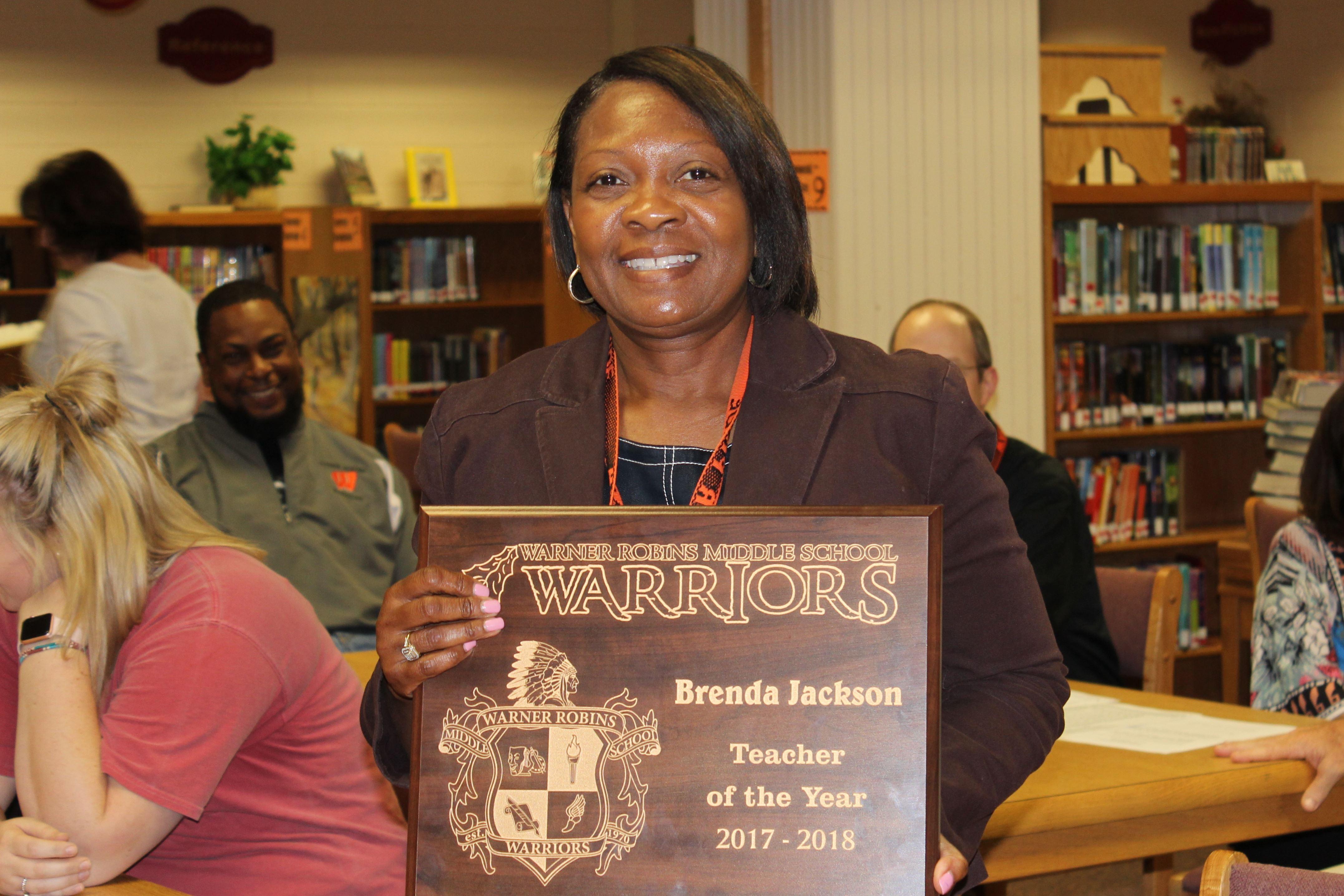 Mrs. Brenda Jackson