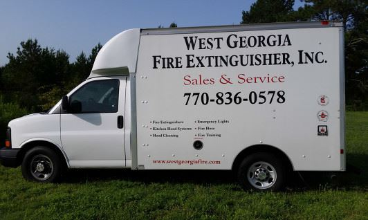 West Georgia Fire Extinguisher