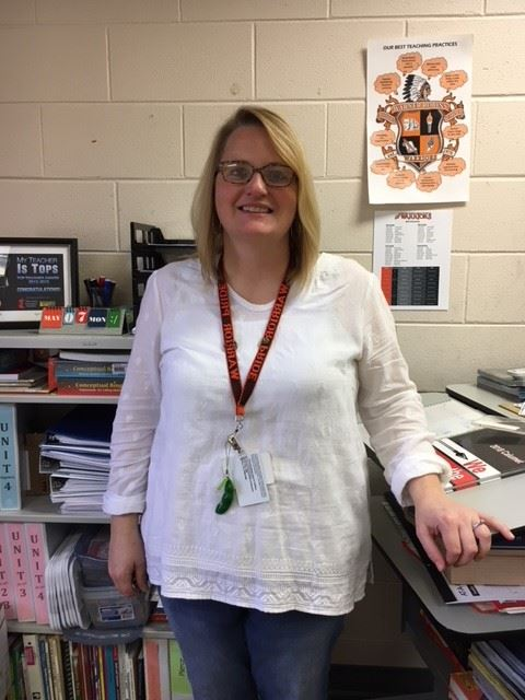 Ms. Sheri Pfeuffer