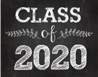 2020 Senior Class