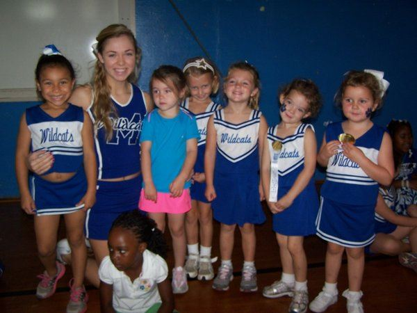Cheerleading Clinic